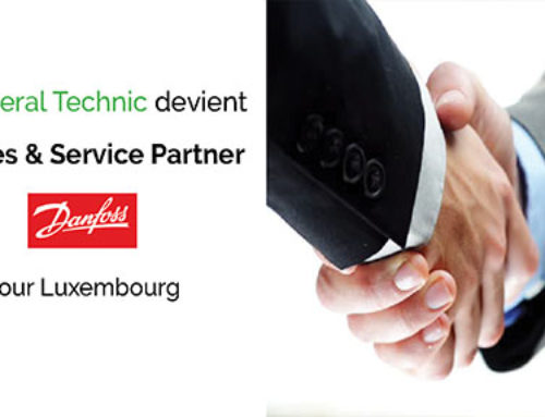 Sales and Service Partner Danfoss