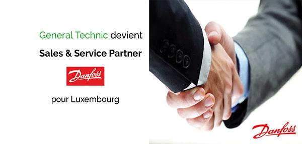 Sales and Service Partner Danfoss